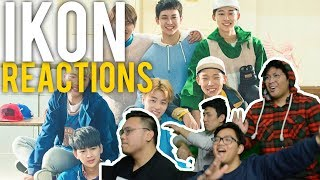"It's IKON's ""B-DAY"" and they got ""BLING BLING"" (MV Reactions)"