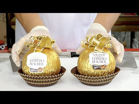 how to make ferrero rocher chocolate Homemade ferrero rocher are based on quality dark chocolate and hazelnut butter they are easy to make, require 6 ingredients, are vegan and gluten-free.