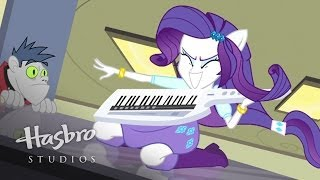 Rarity Puts Her Royal Jewels To Use Fimfiction