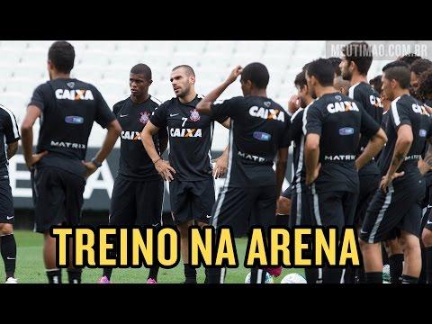 Melhores momentos do treino do Timão na Arena Corinthians nessa sexta-feira