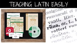 HOW DO I TEACH LATIN?