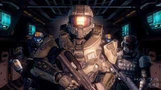 All Halo 4 Cutscenes w/ Legendary Ending [HD]