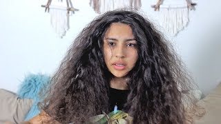 How NOT To Care For Curly Hair