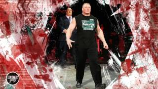 2016: Brock Lesnar 7th WWE Theme Song - 'Next Big Thing' (Remastered) + Download Link ᴴᴰ