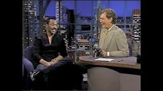 Eddie Murphy Collection on Letterman, 1984-2011
