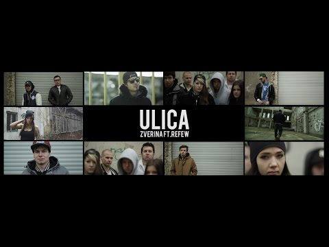Michal Nico Nekola - Zverina feat. Refew - Ulica