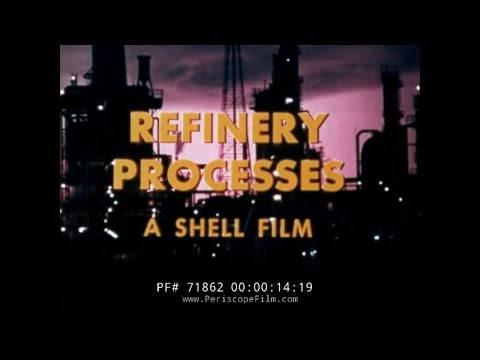 HOW AN OIL REFINERY WORKS