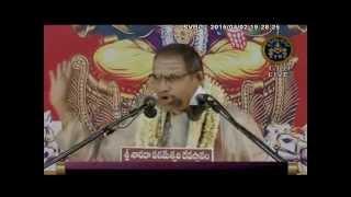 Aaditya Hrudayam | Chaganti Gari Pravachanam | SVBC TTD | 02-04-15
