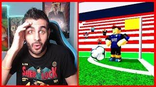 REACCIONANDO A LA GRAN FINAL DE FUTBOL DE ROBLOX   Soccer Champions