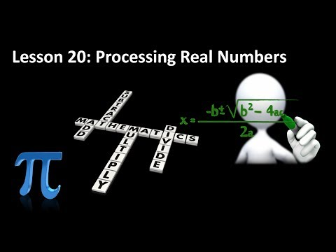 Delphi Programming Tutorial – Lesson 20: Processing Real Numbers