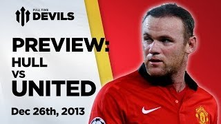 Same Impact As Ronaldo  Hull City Vs Manchester United  PREVIEW