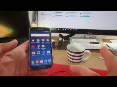 Dateien zwischen Android und Windows 10 PC übertragen #Samsung Galaxy