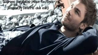 Giwrgos Sampanis Mono An Thes Emena(Dj Dimitris club edit)