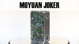 Elektronická cigareta / Box Mod - Moyuan Joker - Recenze (CZ)
