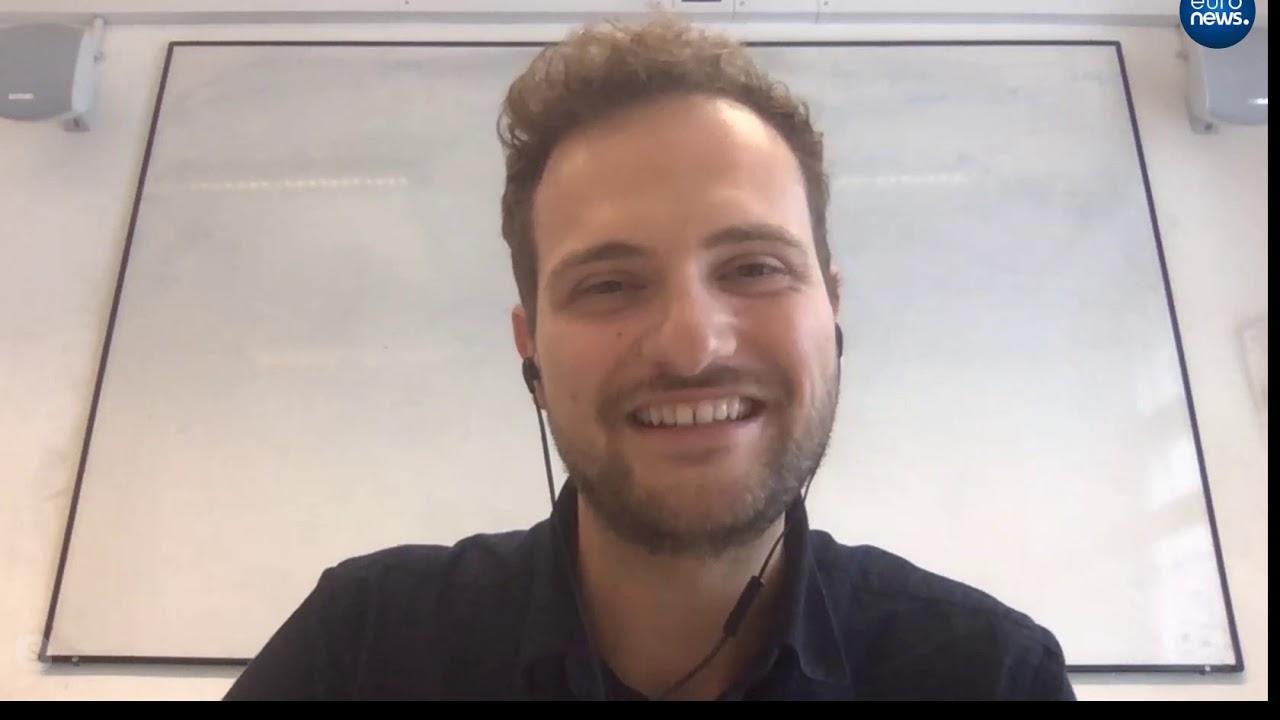 O ερευνητής Άγγελος Τσιάρας στο euronews για την ανακάλυψη νερού σε εξωπλανήτη part 2