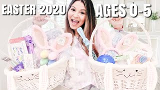 EASTER BASKET IDEAS 2020 | TODDLER AND BABY