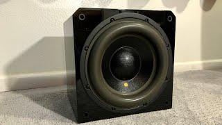 Sunfire HRS-12 Subwoofer - Craigslist $350 - MSRP $1,099