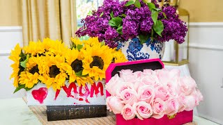 Mothers Day Floral Arrangements - Home & Family