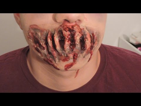 Disfraz De Monstruo | Zombie Makeup | Monster Makeup | Disfraz Fácil