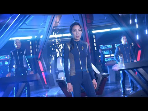 Star Trek: Discovery – Official Trailer