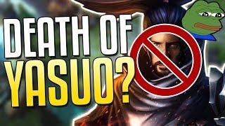 הסוף של yasuo בSolo Q?