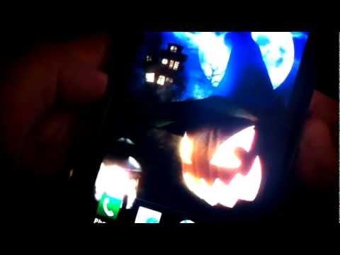 Video of Halloween Jack Live Wallpaper