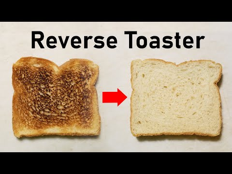 Can You Make a Reverse Toaster?