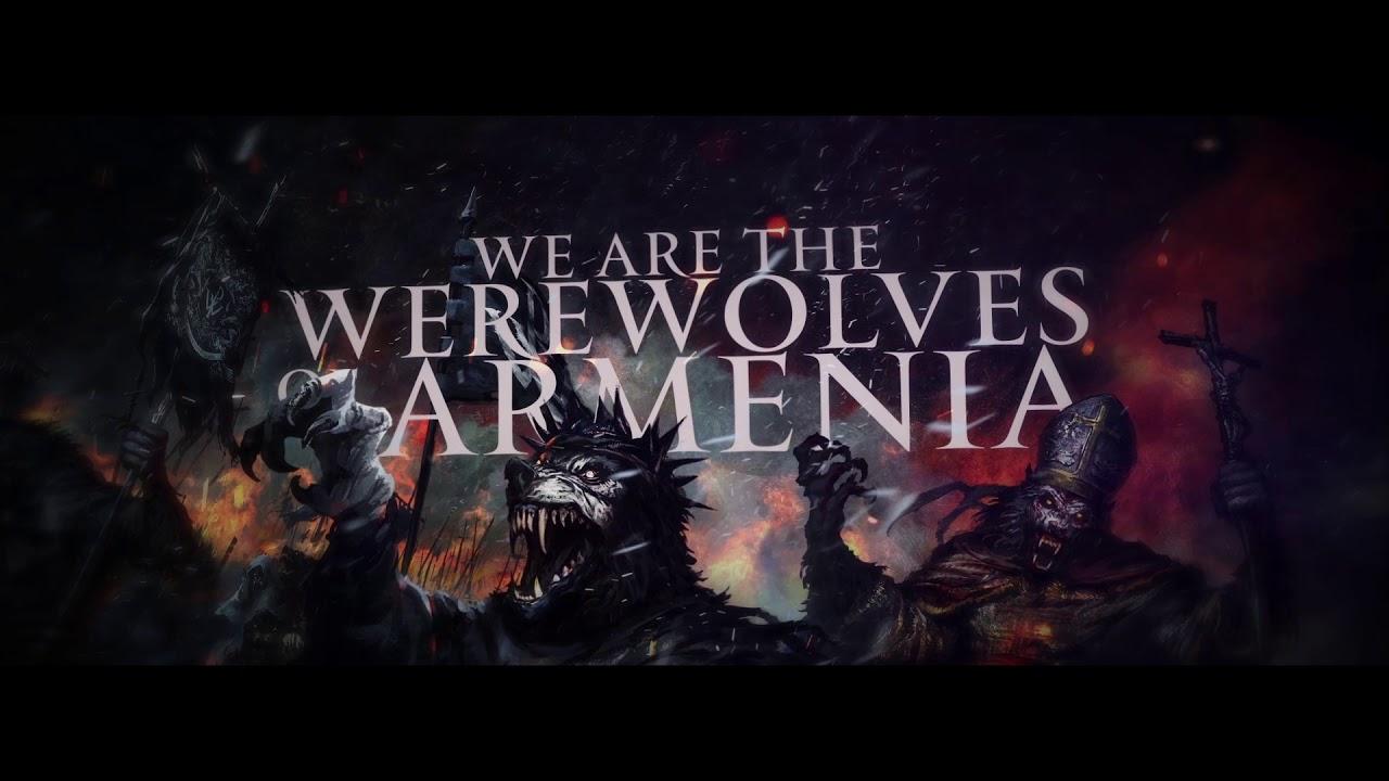 POWERWOLF - Werewolves of Armenia