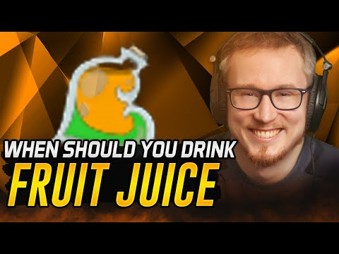 When should you drink Fruit Juice? | SpireChats #74 | Slay the Spire