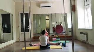 Pilates and stretching индивидуальный урок.