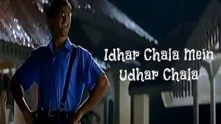 Idhar Chala Main Udhar Chala - Koi Mil Gaya - Sub Español - Preity Zinta | Hrithik Roshan - HD 720p