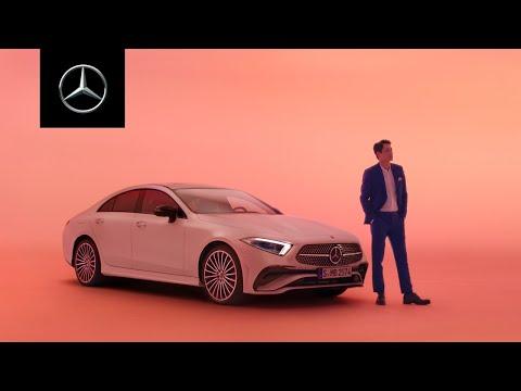 Musique publicité Mercedes Benz The New CLS: A Journey of Bold Style    Juin 2021