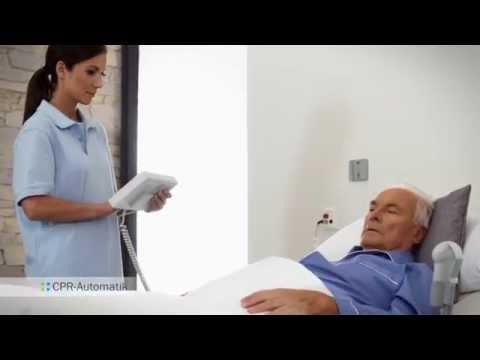 sentida 7-i – das intelligente Pflegebett