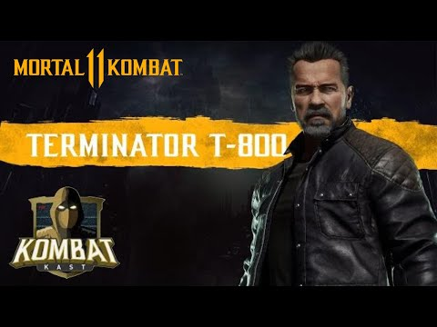 Kombat Kast - You Will Be Terminated.