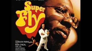 Curtis Mayfield - Pusherman video
