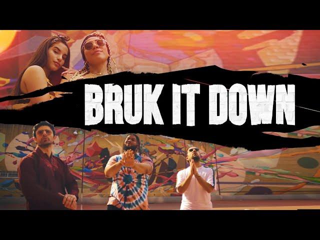 - Bruk It Down (Feat. Sak Noel , TxTHEWAY) - KSHMR