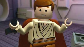 LEGO Star Wars: The Complete Saga - Character and Minikit Bonus