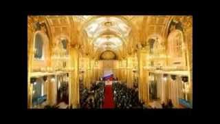 Russian National Anthem played at president Vladimir Putin's Inauguration