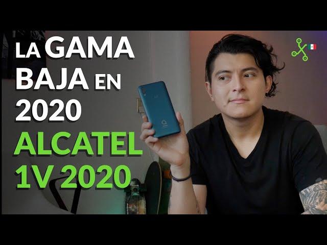 Alcatel 1V 2020, UNBOXING: así es la gama baja de México en este 2020