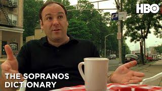 The Sopranos Dictionary   HBO