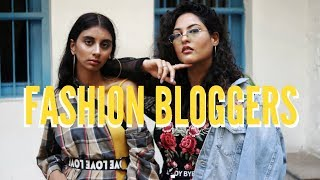 How To Style : FASHION BLOGGER OUTFITS VS REAL GIRL OUTFITS Ft. Spill The Sass