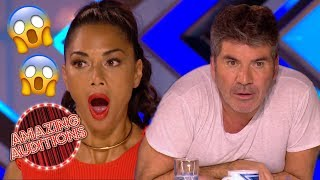 UNBELIEVABLE Auditions That Left The Judges SPEECHLESS | Amazing Auditions