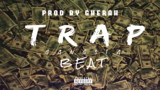 Trap Mafia Beat ' Gangsta Instrumental ' ( Prod. By Gherah )