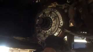 preview picture of video 'Vauxhall Zafira Clutch Installation - Clutch Pressure Plate Replacement - Hamilton Car Mechanics'