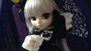 Suigintou   - (Rozen Maiden) - Pullip Rozen Maiden Suigintou doll review (2013 Groove Jun Planning) first doll