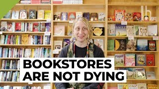 How This Bookstore Is Thriving In The Age Of Amazon
