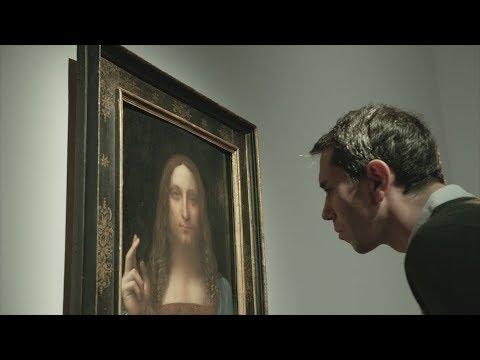 Znovuobjevený obraz Leonarda da Vinciho