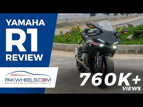 Yamaha R1 | Detailed Review | PakWheels