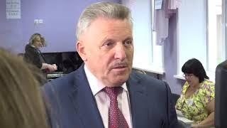 Вячеслав Шпорт принял участие в повторном голосовании на выборах Губернатора Хабаровского края