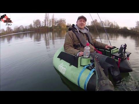 Angeln vom Bellyboat - BFM Pro Christian K.